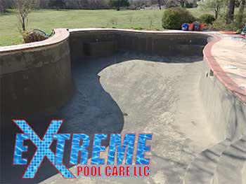 Swimming Pool Remodel - Oklahoma City