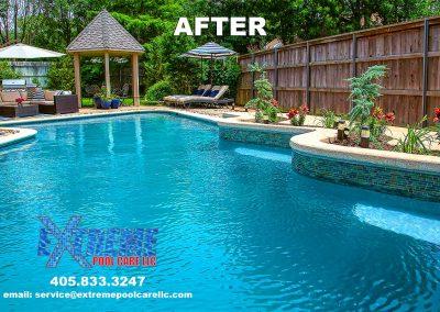 Swimming Pool Remodel – Oklahoma City, Oklahoma