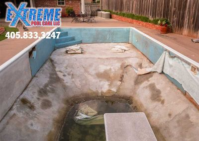 Swimming Pool Liner Replacement - Edmond, Oklahoma