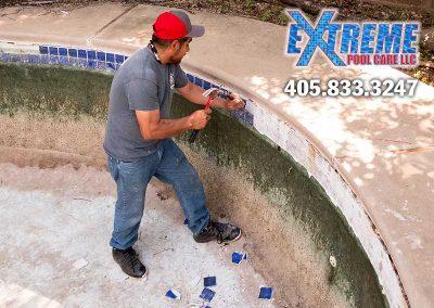 Tile Replacement – Edmond, Oklahoma
