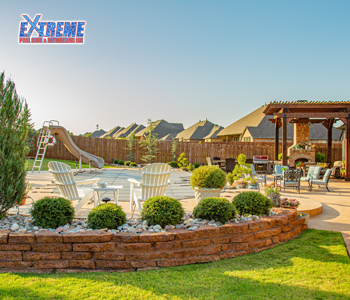 Landscaping by Extreme Pool Care LLC in Oklahoma City