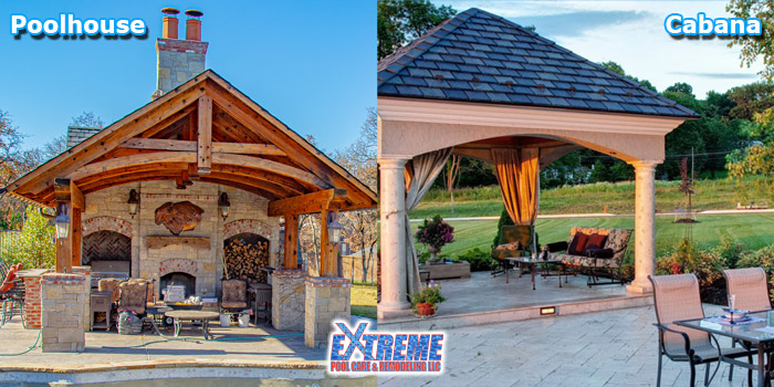 Pool Houses and Cabanas by Extreme Pool Care LLC in OKlahoma City