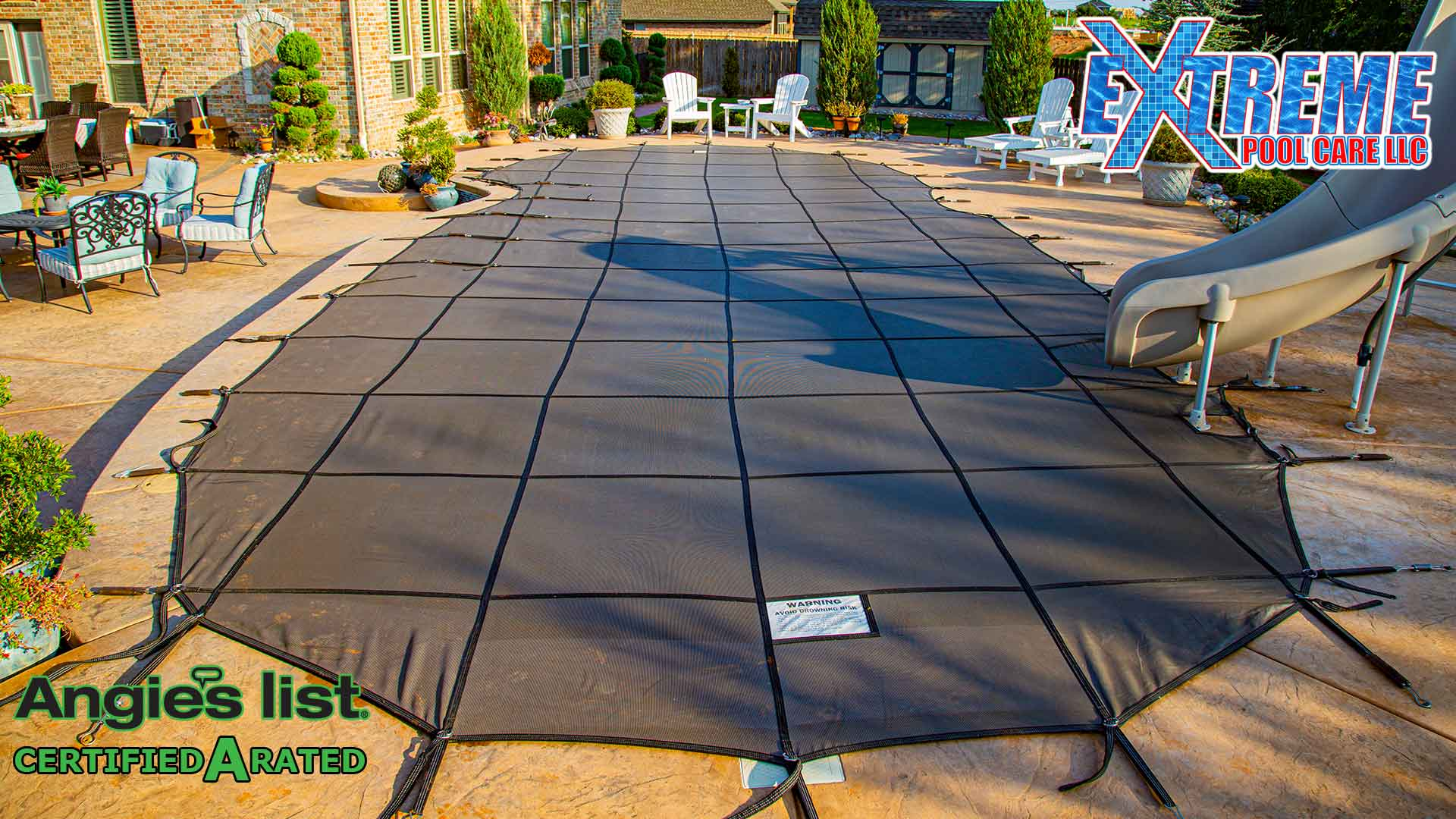 Pool Cover Installation in Oklahoma City