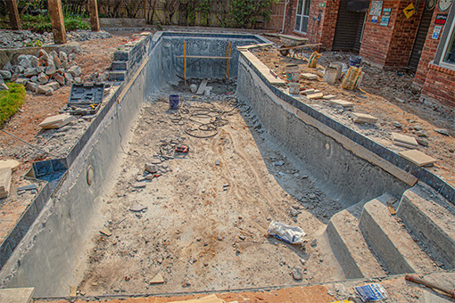 Extreme Pool Care LLC Pool Remodeling Project