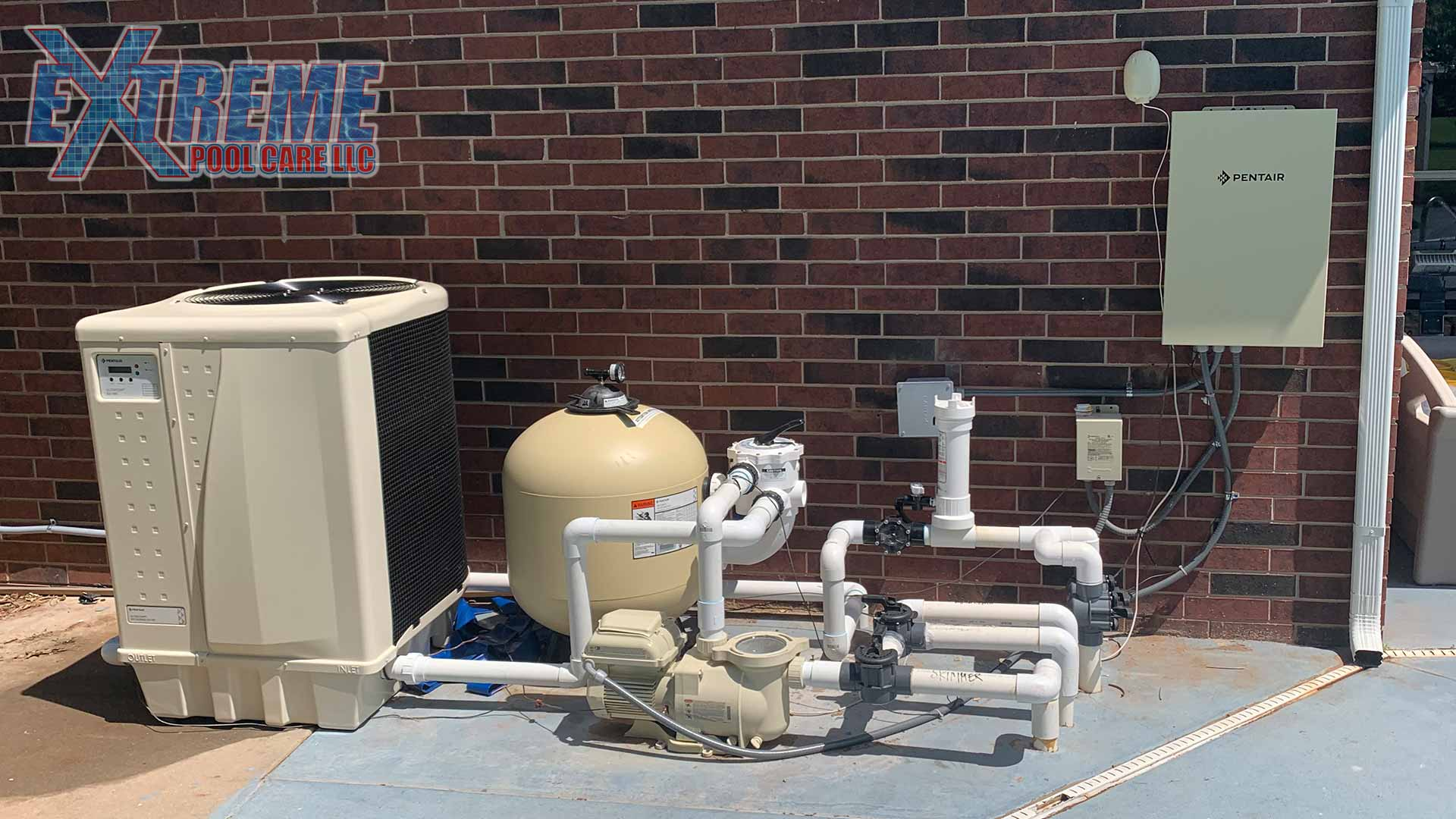Extreme Pool Care LLC Equipment Installation in Oklahoma City